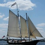 Sailing Saugatuck - On the Tall Ship Serenity