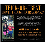 Trick-or-Treat Drive Through Extravaganza